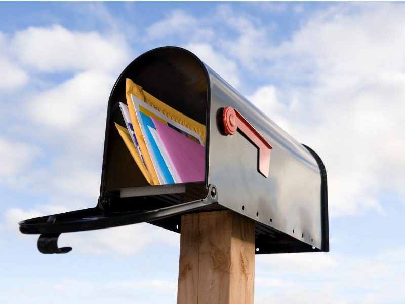 mailbox-and-mail